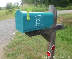 How I Updated My Mailbox and Made it Awesome