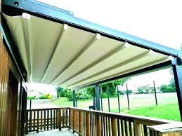 Full Size Of Deck Awning Back Ideas Amusing Shades Diy Patio Retractable Shade Decorating Backyard