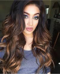 Trendy Hair Color Picture Description Auburn