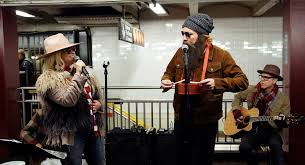 Video: Alanis Morissette Did Some Subway Busking With Jimmy ...