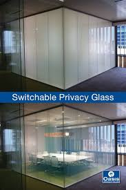 switchable privacy glass doors surprising turns from clear to opaque with the flick decorating ideas 39
