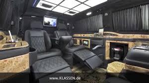 Luxury By Design Rv Klassen Car Design Technology Ar Viano Vip Business Luxus Van