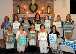 doterra team sign painting party saay march 10th 7 00 9 30pm