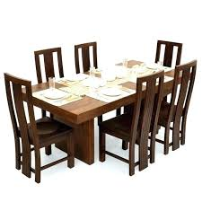6 seater round dining table and chairs dining table set 6 dining table and chairs home 6 seater