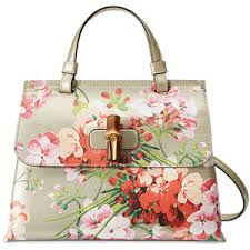 Image result for flower print bag