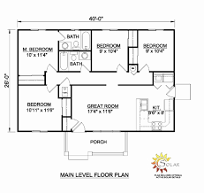 single level house plans. Single Level Floor Plans Best Of Modern House Story With G