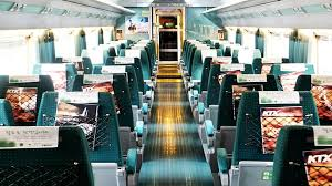Ktx Seating Chart Ktx Train Tickets Korea Rail High Speed Trains