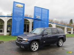 2007 Chevrolet TrailBlazer SS 4x4 in Imperial Blue Metallic ...