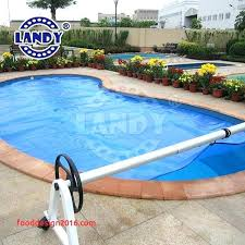 pool cover roller pool cover reel kidney pool solar cover solar blanket reel pool reel swimming pool cover