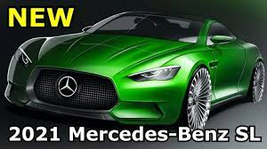 New 2021 Mercedes Benz Sl Without Disguise At Its Finest Auto News Fast Sports Cars Cool Sports Cars Mercedes Benz