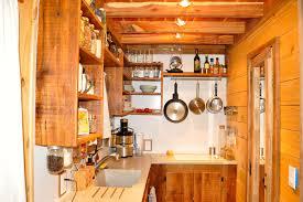 Tiny House by Wind River Custom Homes cozy interior