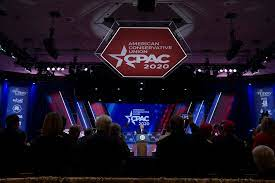 US's CPAC cancels speaker who said ...