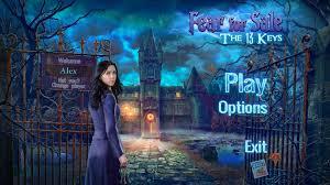 horror hidden object game fear 5 the 13 keys play now Страх на продажу 5 13 ключей you