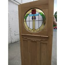 home entrance door stained glass entrance doors