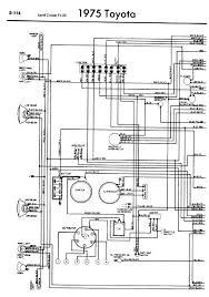 repair manuals  toyota land cruiser fj55 1975 wiring diagrams