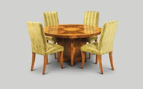 w380 54in circular table burr walnut w137cm54in d137cm54in h76cm30in a01 ashton side chair burr walnut w51cm20in d51cm20in h106cm42in art deco replica furniture