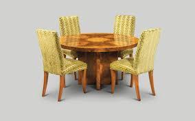 w380 54in circular table burr walnut w137cm 54in d137cm 54in h76cm 30in a01 ashton side chair burr walnut w51cm 20in d51cm 20in h106cm 42in