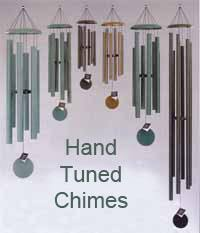 Hand Tuned Wind Chimes