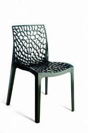 plastic outdoor chairs. Exellent Outdoor Hover To Zoom Designer Look Plastic Outdoor Chair In Chairs L