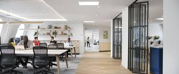 office space names. Take A Peek Inside Airbnb\u0027s New Loft-Inspired Office Space In Paris Names B