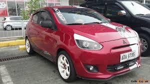 Mitsubishi Mirage 2014 - Car for Sale Calabarzon, Philippines