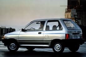 1990 93 ford festiva consumer guide auto 1990 ford festiva l
