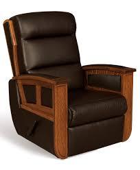 hampton amish recliner