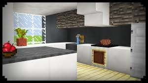 Minecraft Modern Kitchen