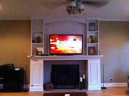 mounting tv above gas fireplace baby nursery appealing mounting over gas fireplace is it getting so mounting tv above gas fireplace