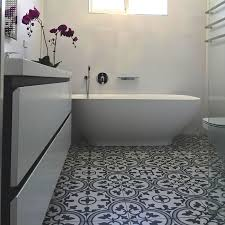 Non Slip Bathroom Floor Tiles With Ceramic Tile Backsplash And Decor Coupons Patterned Moroccan Black White Porcelain Merola Reviews Ideas