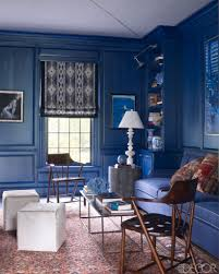 Navy Blue Bedroom Decorating 8 Navy Blue Library And Study Ideas House Mix