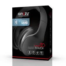 Bluetooth-гарнитура <b>Ginzzu GM</b>-<b>971BT</b>, темно-серый в каталоге ...