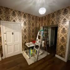 best wallpaper installation near me