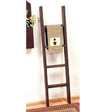 wooden decor ladder decorative wooden ladder luxury red rustic wooden ladder decor