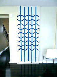 painters tape wall designs wall designs with tape painters painters tape wall design ideas