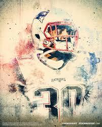 Duron Harmon, New England Patriots - Designing Sport   Sports art, Art  design, Patriots