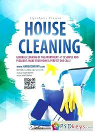 House Cleaning Flyer Template Beauteous House Cleaning Services Flyer Template Free Home Flyers Templates