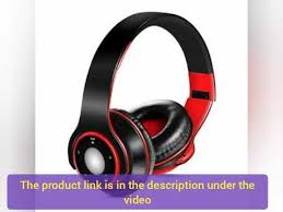 <b>Jeaper Wireless Headphones</b> H8 Bluetooth Headphone EQ Mode ...