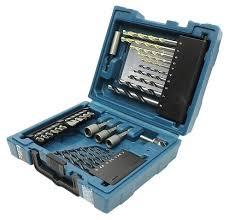 <b>Набор бит и свёрл</b> Makita D-36980 — купить по выгодной цене на ...