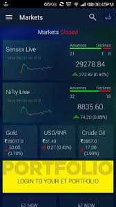 Stock Market Charting App Top 5 Indian Stock Market Android Apps