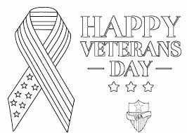 Veterans Day Coloring Pages Images 2018 Printable Colouring Sheets