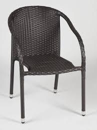 babmar luna bistro chair