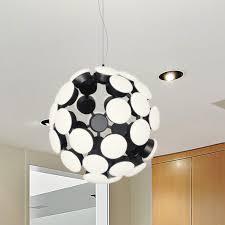 kastra vmc32620bl 19 celestial mutli light led chandelier adjule hanging light modern globe chandelier light in black vonn lighting vonn com