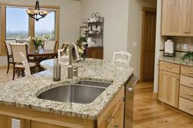 Install An Undermounted Stainless Steel Sink In A Laminate How To Install Undermount Kitchen Sink