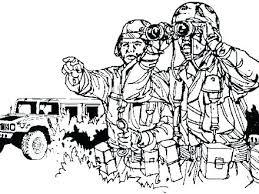 Military Coloring Book Military Coloring Book Military Vehicle