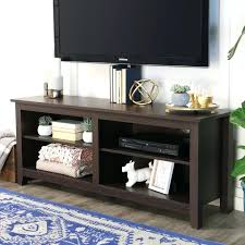 mounted stands stand with mount inch modern glossy black how high to 65 tv on wall how high to mount