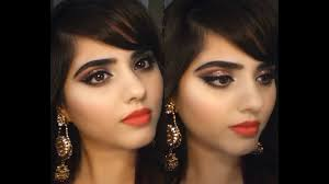 indian wedding makeup tutorial hairsjdi org