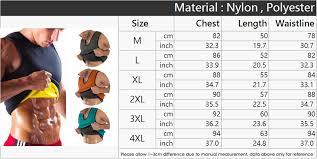 M 4xl Body Shaper Men Gym Slimming Vest Plus Size Basic Neoprene Vest Sauna Shapewear Ultra Thin Sweat Shirt Men Corset Xxxxl Xl