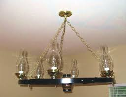 how to make a wagon wheel chandelier