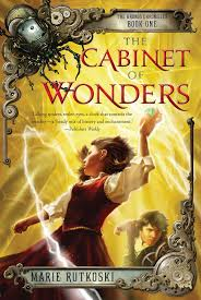 the cabinet of wonders the kronos chronicles book i